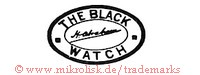 The Black Watch / M. Abraham (im Oval)