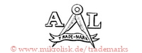 A L / Trade-mark (mit Zirkel)