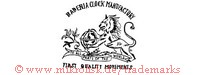 Badenia Clock Manufactory / First Quality Movements (mit Globus, Löwe)