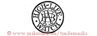 High-Life / BW / Watch (im Kreis) | wb