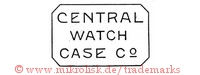 Central Watch Case Co. (im Rechteck)