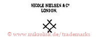 Nicole, Nielson & Co. London (mit Raute)