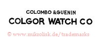Colombo & Guenin / Colgor Watch Co.