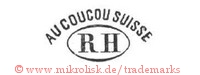Au Coucou Suisse / RH (im Oval)