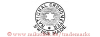 National Cronometer / Swiss Made (im Kreis mit Sternen)