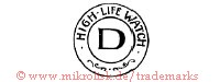 High-Life Watch / D (im Kreis)
