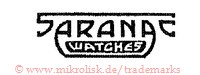 Saranc Watches (Sarang?)