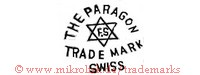 The Paragon / F.S / Trade Mark Swiss (mit Davidstern bzw. zwei Dreiecken)