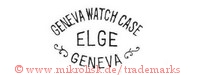 Geneva Watch Case / Elge / Geneva