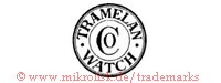 Tramelan Watch Co. (im Kreis)
