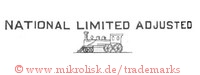 National Limited Adjusted (mit Eisenbahn)