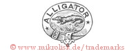 Alligator (im Hosenbandorden mit Alligator/Krokodil)