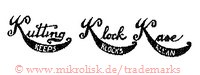 Kuttings Klock Kase / Keeps Klocks Klean