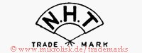 N.H.T / Trade Mark (mit Fächer)