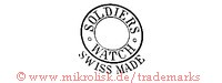 Soldiers Watch / Swiss Made (im Kreis)