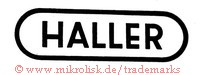 Haller (in runder Form)