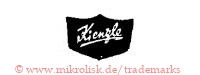 Kienzle (im Schild/in Form)