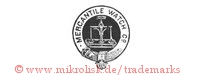 Mercantile Watch Co. (mit Waage im Hosenbandorden)