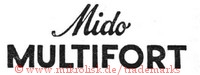 Mido Multifort
