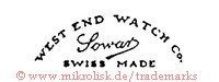 West End Watch Co. / Sowar / Swiss Made