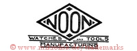 Noon / Watches and Tools Manufacturing (mit Raute)