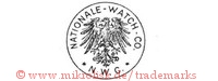 Nationale-Watch-Co. / N.W.C (mit Adler)