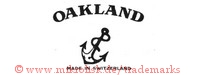 Oakland / Made in Switzerland (mit Anker)