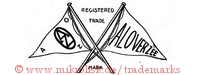 Registered Trade Mark / AOZ / Aloverzee (mit Fahnen) | AZ OAZ
