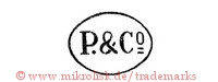 P & Co. (im Oval)