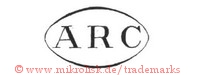 Arc (im Oval)