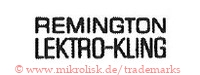Remington Lektro-Kling
