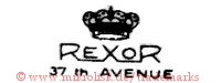 Rexor / 37 th Avenue (mit Krone) | 37th