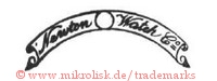 Newton Watch Co. (auf Banner)