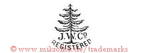 J.W.Co. Registered (mit Tannenbaum)