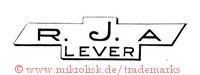 R.J.A. / Lever (in Form)