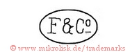 F & Co (im Oval)
