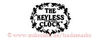 The Keyless Clock / Trade Mark (im Kranz / Oval)