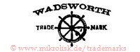 Wadsworth / Trade Mark (mit Steuerrad)