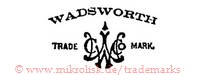 Wadsworth / Trade Mark / WWCCo (ineinander) | cwwco