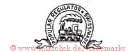 Popular Regulator / Swiss Made (im Banner mit Eisenbahn)