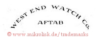 West End Watch Co. / Aftab