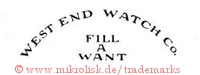 West End Watch Co. / Fill a Want