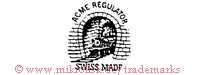 Acme Regulator / Swiss Made (mit Eisenbahn im Tunnel)