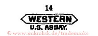 14 / Western / U.S. Assay (im Banner)