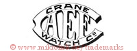 Crane Watch Co. / CAEF (bzw. AEF im Oval)