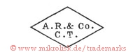 A.R. & Co. / C.T. (in Raute) | ct ar&co