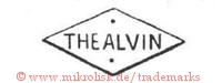 The Alvin (in Raute mit Punkten) | thealvin