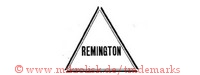 Remington (im Dreieck)