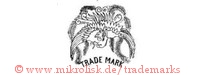 Trade Mark (mit Vogel/Truthahn?/Adler?)