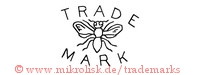 Trade Mark (mit Biene/Insekt)